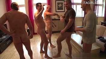 foursome brutal anal Opa ficht oma