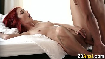 skinned chubby pale redheads Two horny lesbian fondle each other on webcam