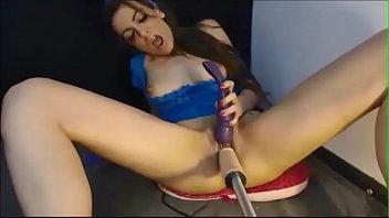 sinclair jasmine machine Milf fingers male ass