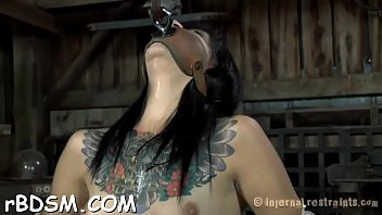 gag boot bondage White bitch slave for black master gay