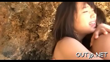 asians outdoor hot get cute fucked vid26 Masseuse puts a guys cock in his mouth