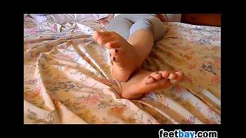 sleeping and feet titts Sex teen nude