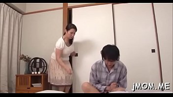 gets dude a by cutie asian punished Japanese son american