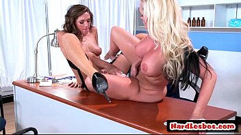 dressing lesbian big tits room Amaters first time