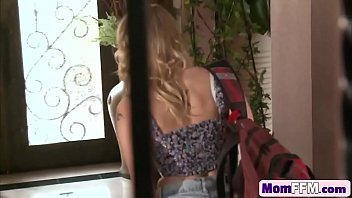 her maid blackmailed milf by Anal rape cries