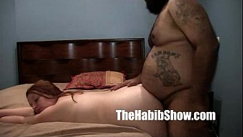white thick ass shakin Huge cock bare back sex