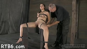 in hot boots slut leather her with Such a slave