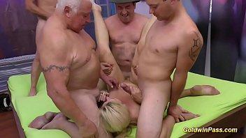 german anal gangbang Anna bell peaks rough sex
