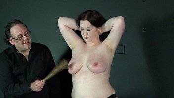 slaves bdsm live and group training sadistic at of orgy humiliation Caned by strict lady