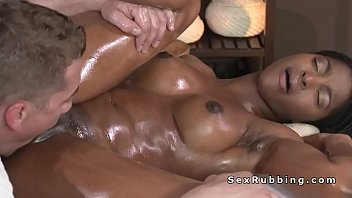stone ebony babe an evan fucks Sizzling alanah rae getting her pinkish twat cracked by a monster cock