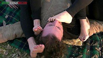 foot worship japanese lesbian Franco da rocha na vam