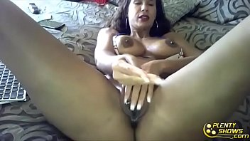 and off pictures on clothes milfs Gagged hotty gets raging whipping on her tits