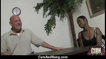 free porn 100 sluts black Primer trio de mi vieja