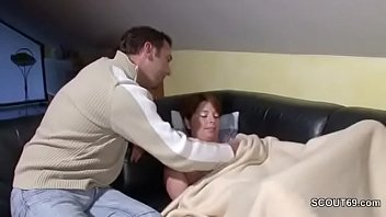 son mom f you step watch sleep his Real dad daughter homemade video