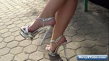 high heel masturbation Sweet sisters ses