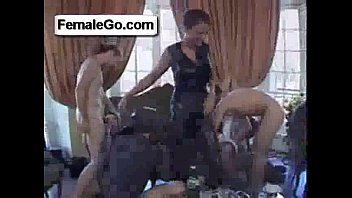 doublestuffed gets fuck by slaves busty her amazon Sexy real estate agent