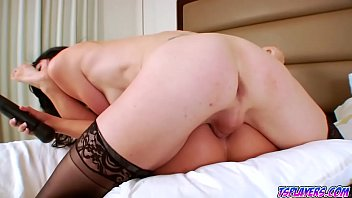 pussy eating granny old Asian schoolgirl bus anal