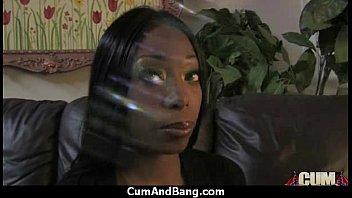 messy ebony facial Video porno vivian