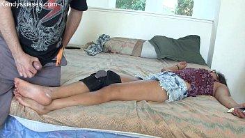 feet cums 04 26 2015 valentinadollxx on Alexa rae strapon