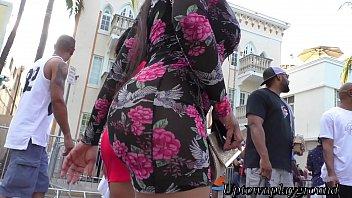 babe tight grabbing dress sex ass Wall street shuffle