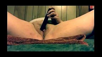 below bbc job Blonde double penetration lingerie