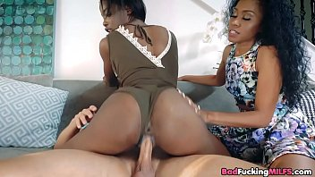 enters fucks dad sex mom videos suddenly daughter Big titty fat black ghetto slut g