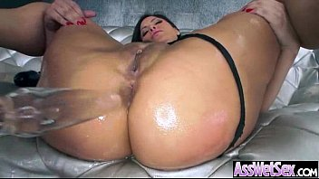 bd hard anal bbc Creating a special lesbian treat with food covered pussy