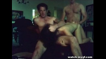 fucking a in young nest couple Hottie exalts studs big phallus with foot job