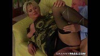 grandpa granny handjob cum5 Cute girl gets ass shattered by huge dick punishtube