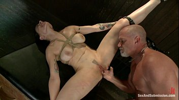 and tied boots7 Four naked girls