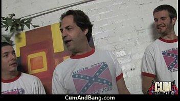 monroe attack madison gangbang black Latina pain anal