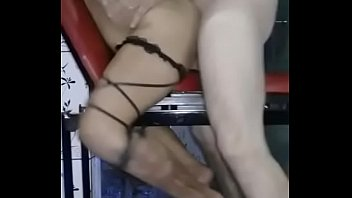 porno artis jupe Daddy love eat cum gay