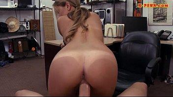 asian blonde waitress Euro pantie fetish