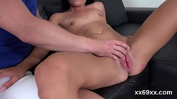 blood by guys 5 asian virgin Fat grandma forced