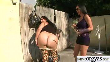 yard vhs junk tape girls 1990s play nude Ebony teens tag team
