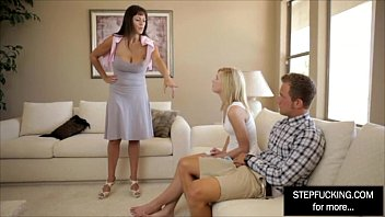 daughter and watch dad mom fuck Ava addams fucking her step son