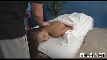 door open leave Sexy babe lily love pounded and facial
