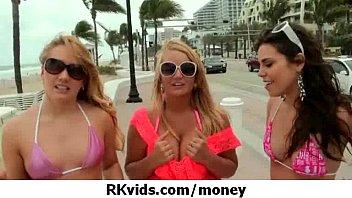 4 money flash Teen sister blowjob mouth cum