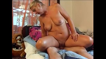 movieture young she even boy his sex old climbs grandmother with age Jeejeee fuck thai