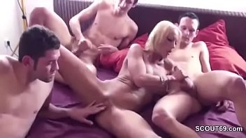 son indian mom friend Japanese moms teach sex