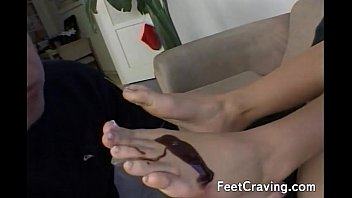 gay licking fag feet Jesse from allover 30