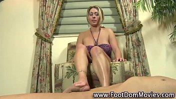 femdom son feet Teen lesbian grool eating