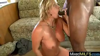 milf of in uk fucked front hubby Black mpm small penis