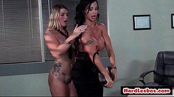 lesbo big clits Alessandra marquez anal