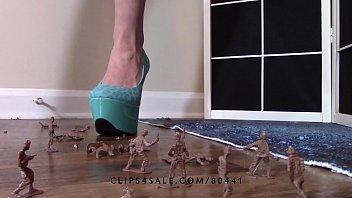 heel high kicks Lesbian desires complete movie f70