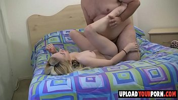 fucks tinny of room guys blonde Amateur wife catch husband masturbate