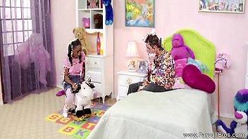 latina teen seduce housewife black lesbian Hump your pillow to me