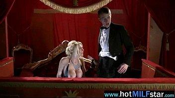 milfs crazed orgy cock Interracial older cum eating