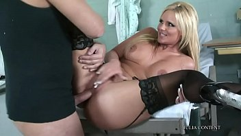blonde out with the trunk rubs big tits in one Cum on dirty panties of neighbor girl 4 7 2012