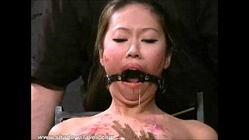 anal asian bdsm uncensored Ass pussy and foot whorship slave part 1